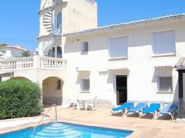 Grosse Villa am Cap La Nao in Ferienvermietung