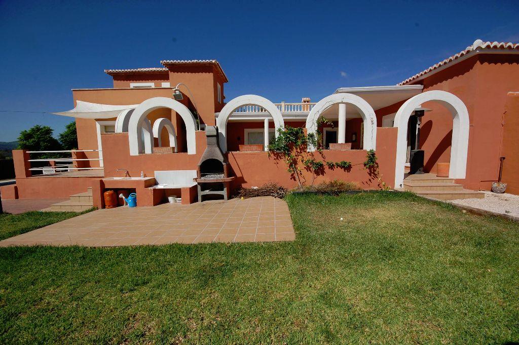 Villa con amplias estancias en Jávea