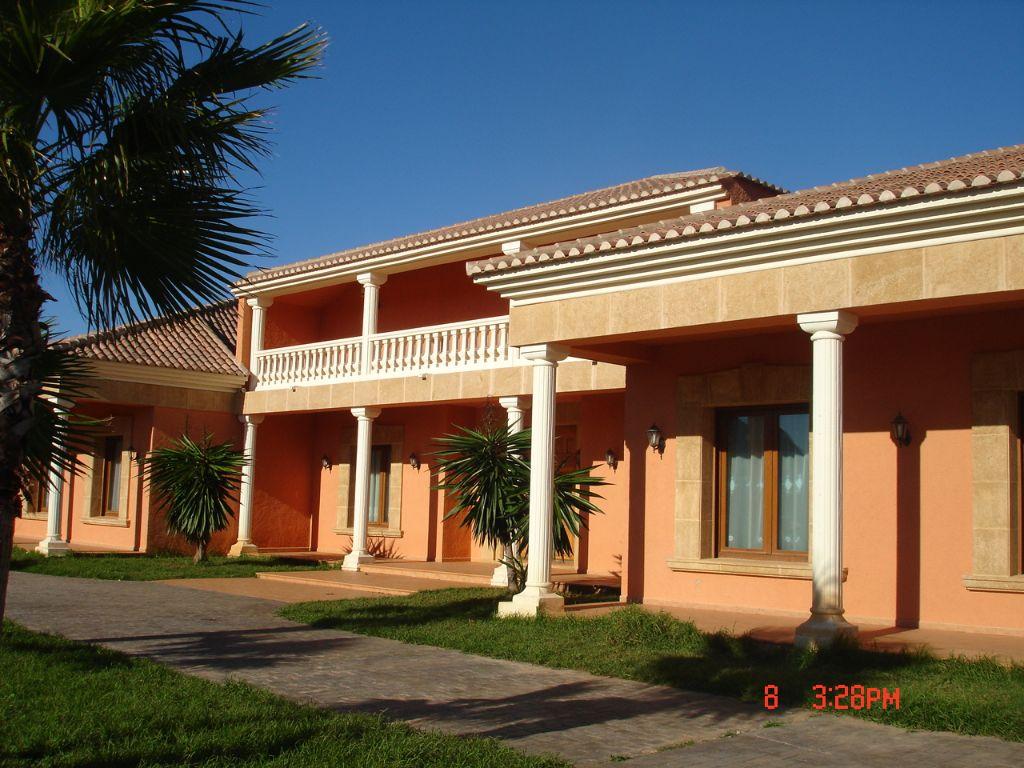 Villa de lujo con gran parcela