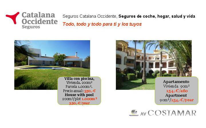 Catalana Occidente Hausversicherungen