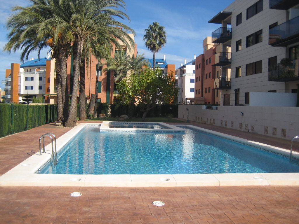 Nice apartment in Denia