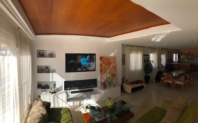Роскошный дом в порту Хавеа